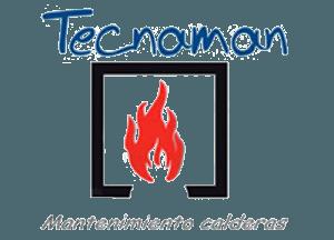Logo de la empresa tecnaman, dediados a la biomasa